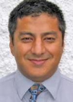 Paresh Dawda headshot